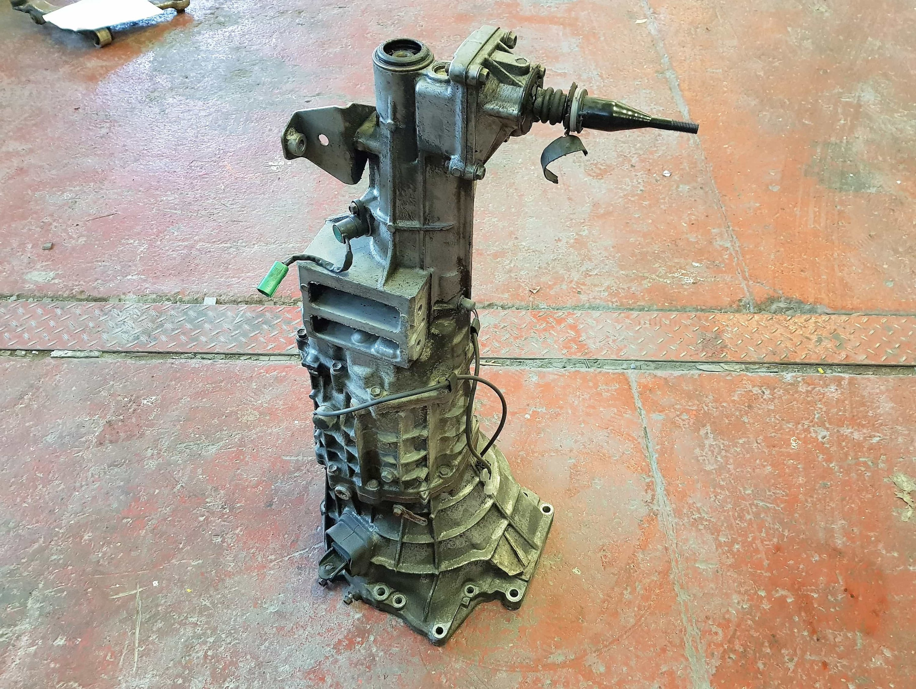 Mazda MX5 6 Speed Gearbox to fit Mk2.5