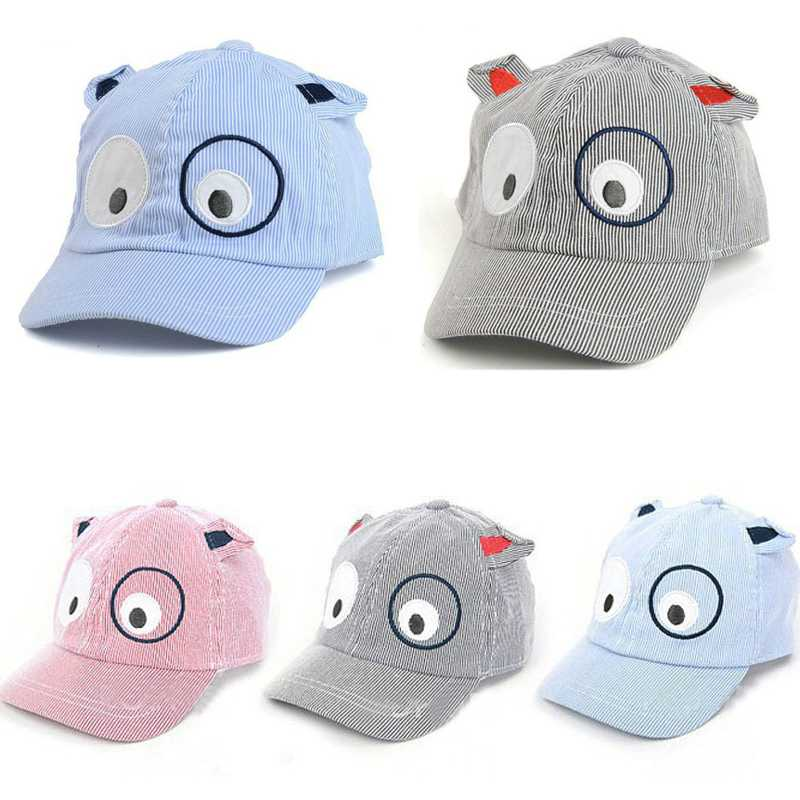 Baseball Caps with Animal Ears for Children / Promotional product fully customized  to your requirement UK Supplier