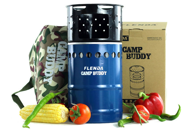 Camping biomass stove / Promotional product fully customized  to your requirement UK Supplier