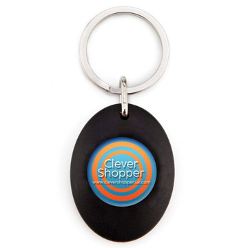 Carro Trolley Keyring / Promotional product fully customized  to your requirement UK Supplier
