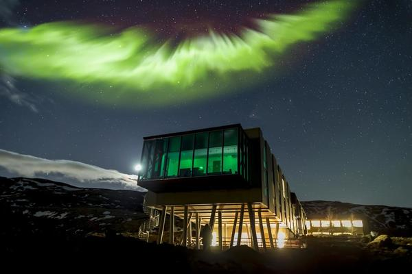 4* Ion Adventure Hotel - Selfoss Area