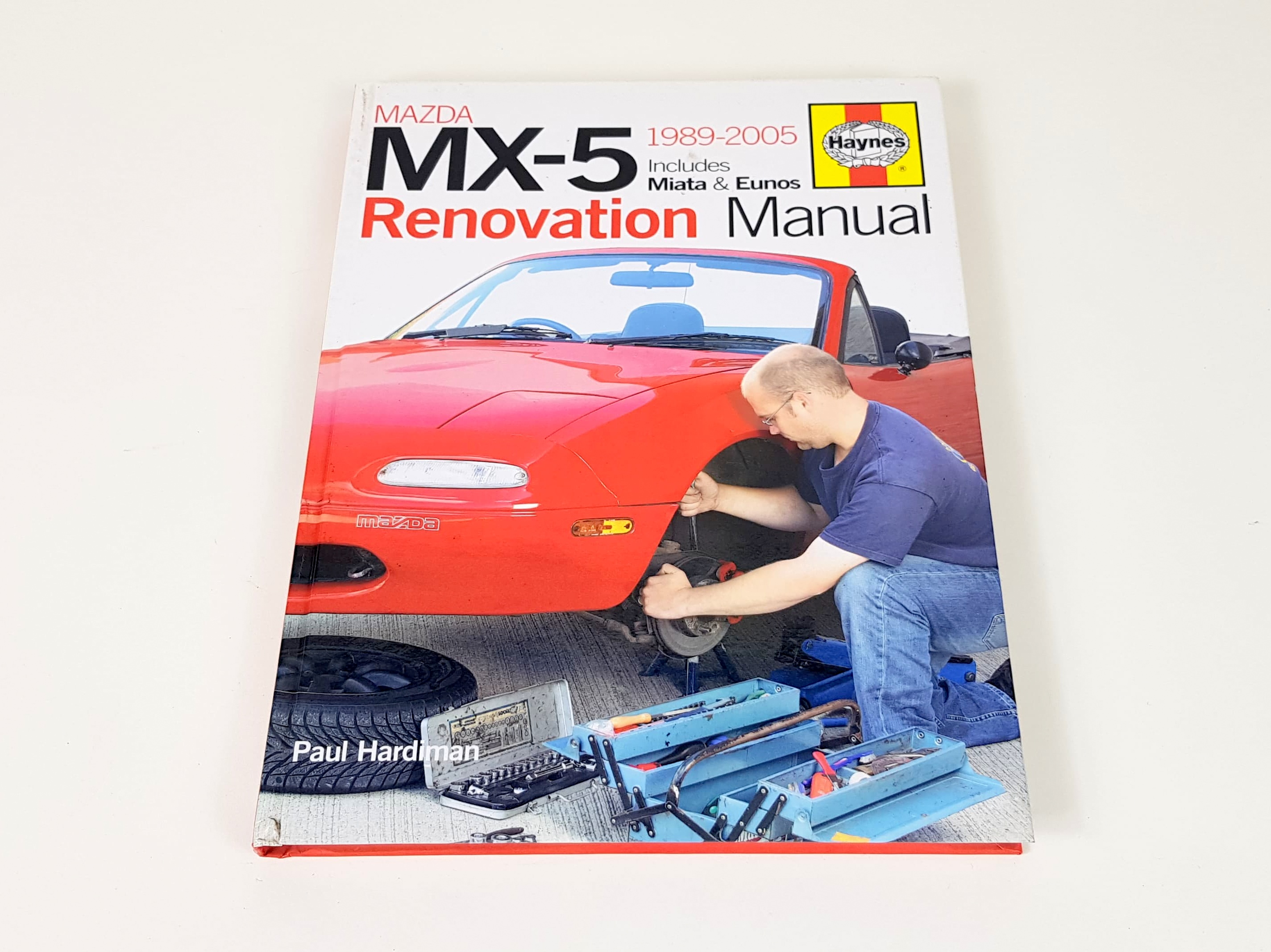 Mazda MX5 Haynes Renovation Manual