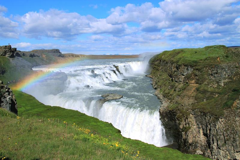 Iceland Natural Wonders Summer Tour