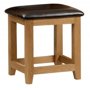 Newbury Oak Stool