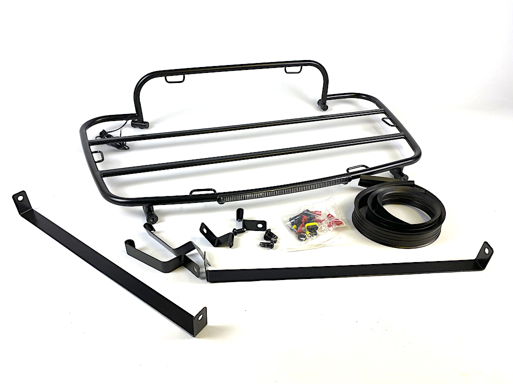 Mazda mx5 luggage rack Mk4 nd models
