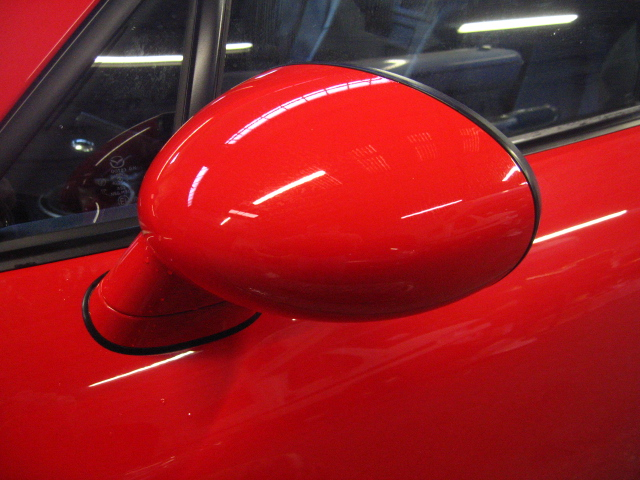 Electric door mirrors mk3