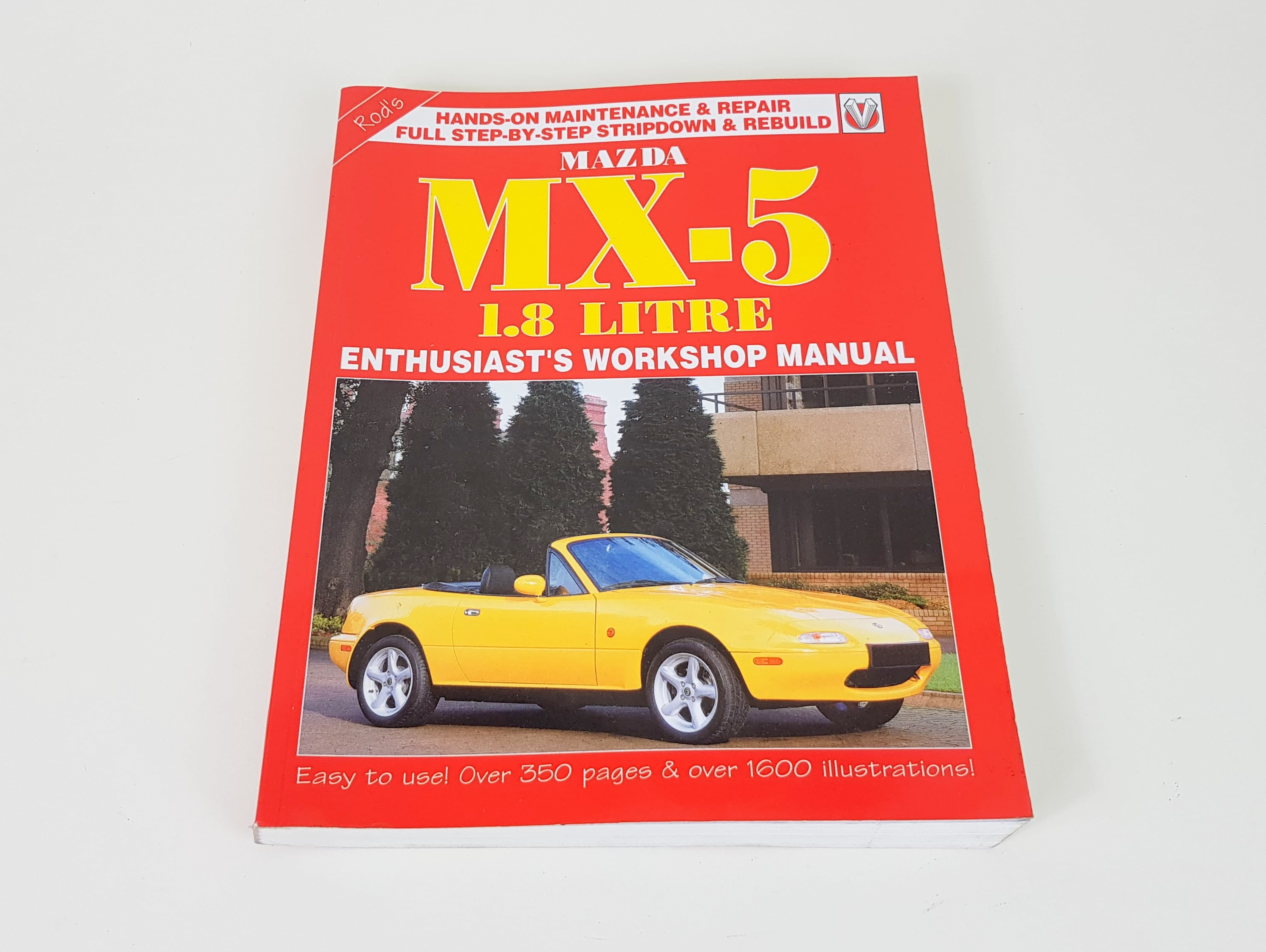Enthusiast's Workshop Manual - Mk1 1.8 (Paperback) (Used)