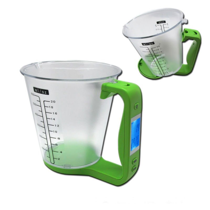 Digital measuring jug / Promotional product fully customized  to your requirement UK Supplier