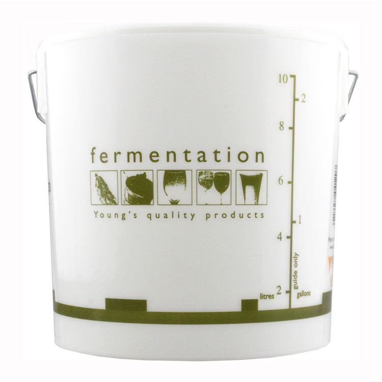 10 Litre Fermenting Bucket With Lid