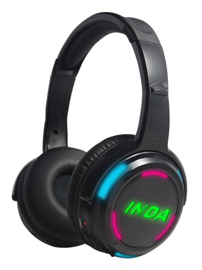 LED light up headphones / Promotional product fully customized  to your requirement UK Supplier