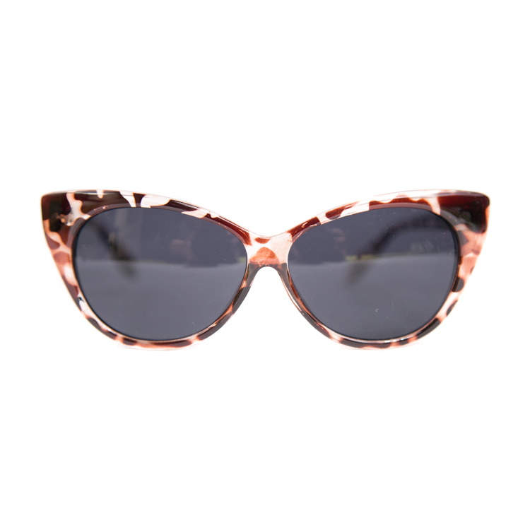 Cats Eye Sunglasses Animal Print