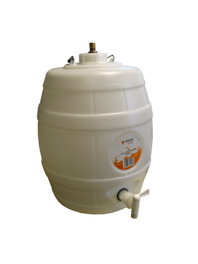 5 Gallon 40 Pint Basic Pressure Barrel