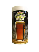 Brewmaker Scottish Heavy 40 Pint 1.8kg Home Brew Beer Kit