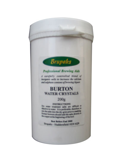 Burton Water Crystals 200g