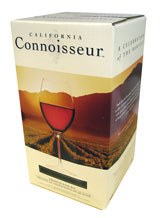 California Connoisseur Zinfandel Blush 6 Bottle Home Brew Wine Kit