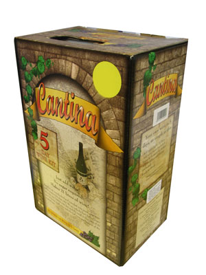 Cantina Gold Chardonnay 28 Bottle Home Brew Wine Kit