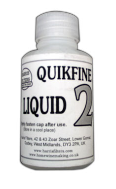 Harris Quik Fine Liquid No2