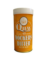 EXCLUSIVE! Quay Side Dockers Bitter 40 Pint 1.8kg Home Brew Beer Kit