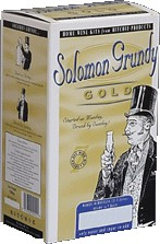 Solomon Grundy Gold Merlot 30 Bottle Home Brew Wine Kit