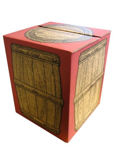 Vinotainer Refillable Wine Box - 10 Litre