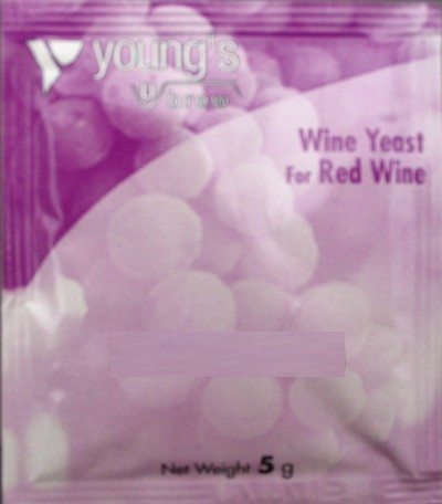 Youngs Bordeaux Red Yeast
