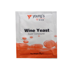 Youngs Super Yeast Compound Sachet