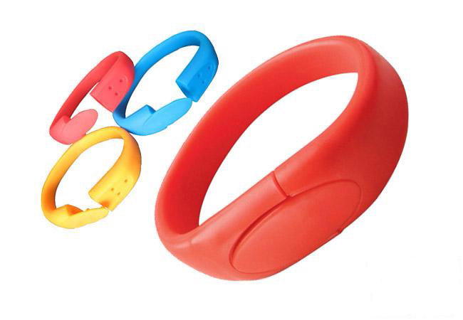 USB Silicone Wristband USB Flash Drive Usb Stick, Pen Drive / Promotional product fully customized  to your requirement UK Supplier