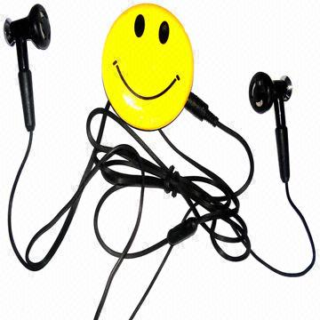 MP3 player smiley face / Promotional product fully customized  to your requirement UK Supplier