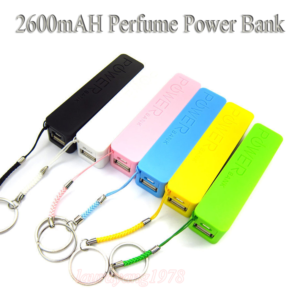 Perfumed universal power bank / Promotional product fully customized  to your requirement UK Supplier