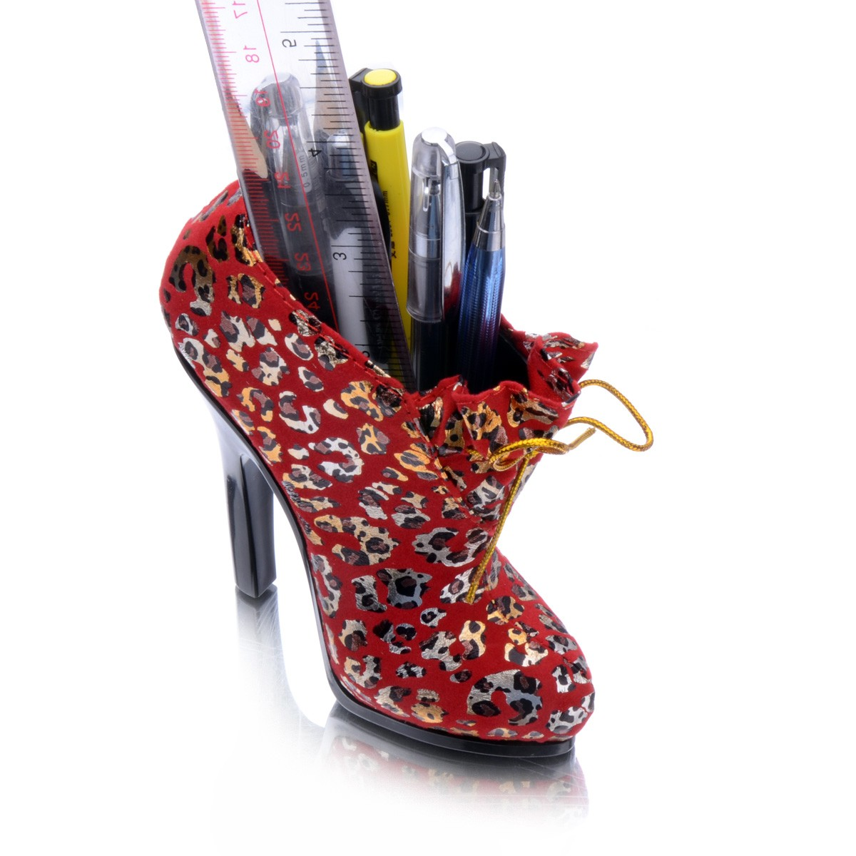 Shoe style desk tidy / Promotional product fully customized  to your requirement UK Supplier