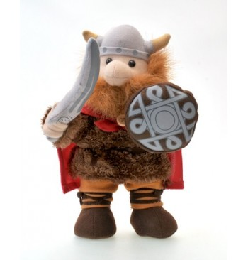 Eric The Viking - Fully Customisable Plush