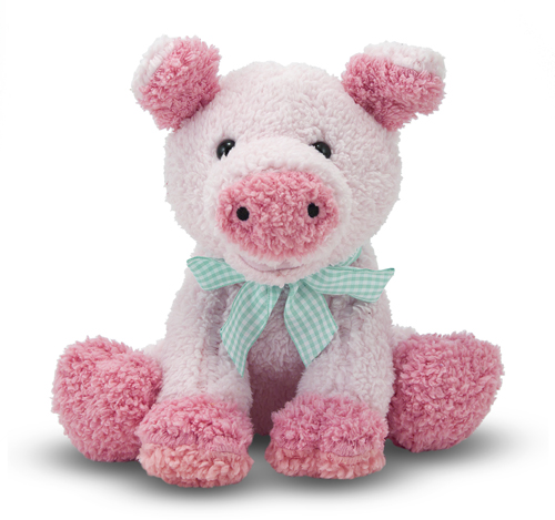 Cute Pig - Fully Customisable Plush