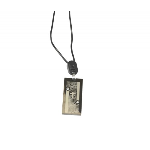 LawMate Necklace Spy Camera