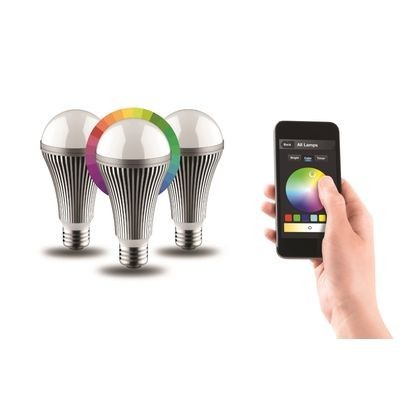 Colour LED Bulbs