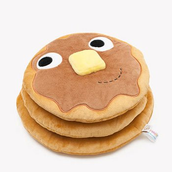 Cuddly Pancakes - Fully Customisable Plush