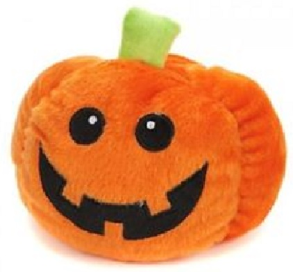 Scary Pumpkin - Fully Customisable Plush