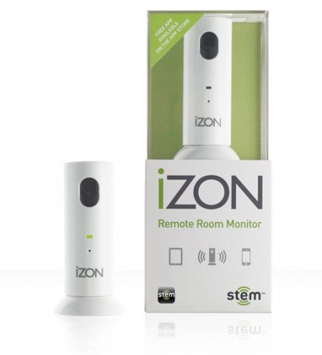 IZON Remote Room Monitor