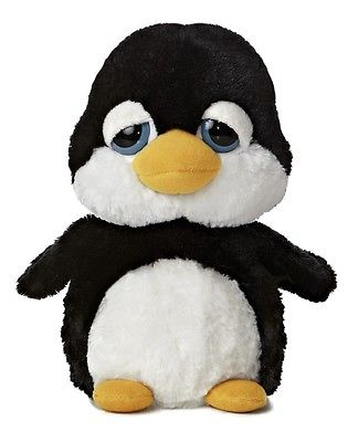 Cute Baby Penguin - Fully Customisable Plush