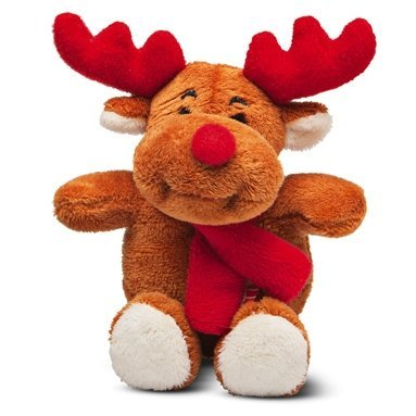 Cuddly Rudolph the Red Nosed Reindeer - Fully Customisable Plush