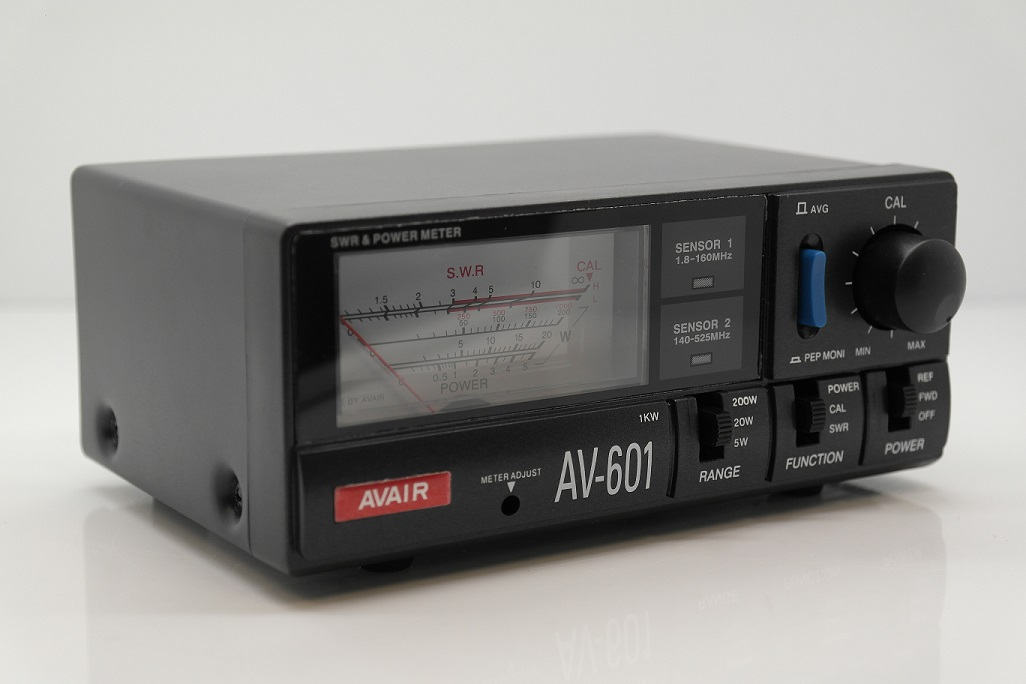Avair  AV-601 SWR-POWER-METER