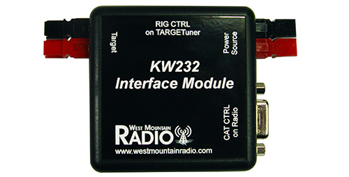West Mountain KW232 Interface Module - 58247-1559