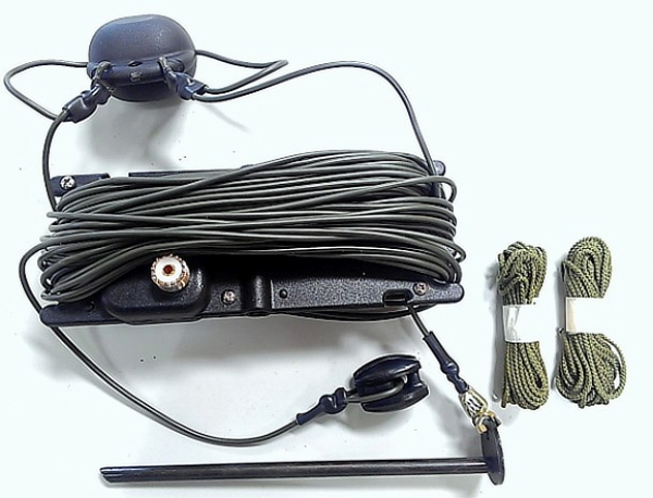 MIL-1 Portable Light Weight Tactical HF Broadband Antenna