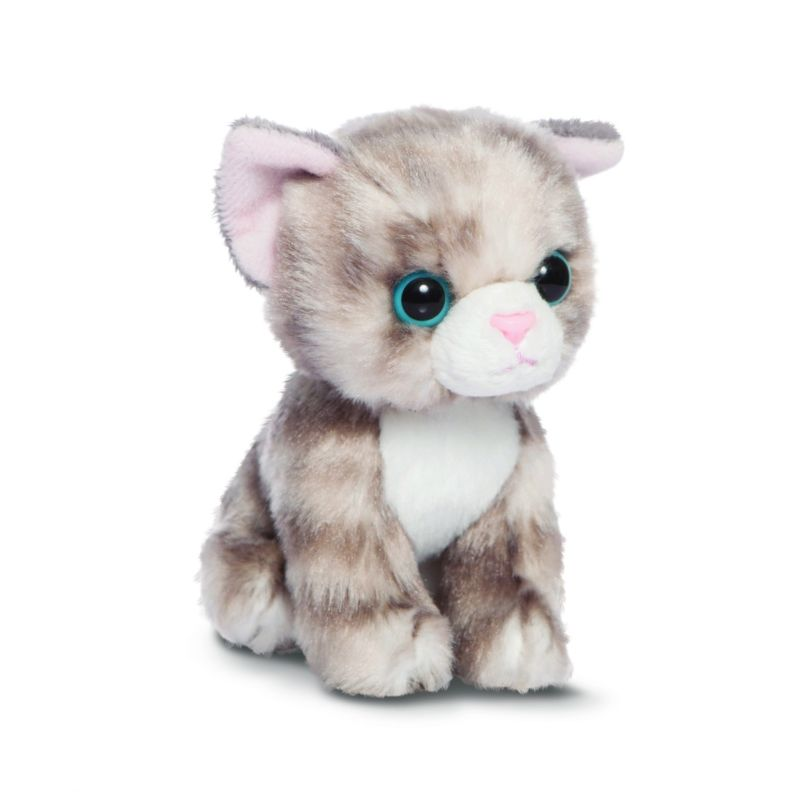 Cute Kitten - Fully Customisable Plush