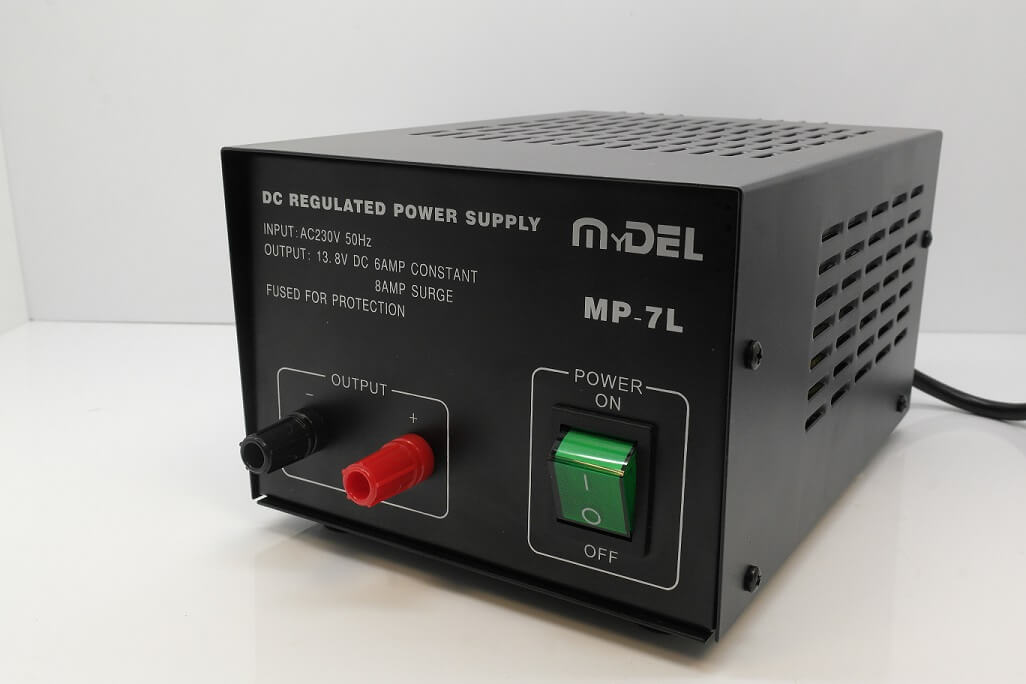 Mydel MP-7L DC Regulated Power Supply