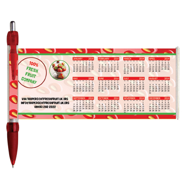 Banner Pen / Promotional product fully customized  to your requirement UK Supplier
