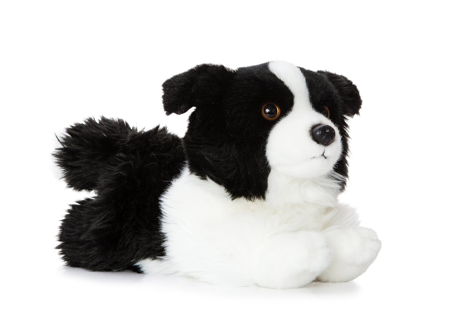 Cuddly Border Collie Soft Toy ?- Fully Customisable Plush