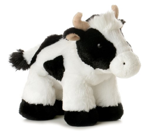 Mabel The Cow  - Fully Customisable Plush