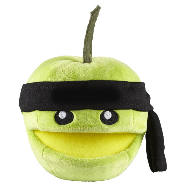 Cute Apple - Fully Customisable Plush