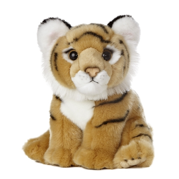 Cute Tiger Cub ?- Fully Customisable Plush