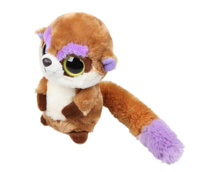 Cuddly MeerKat Cub - Fully Customisable Plush
